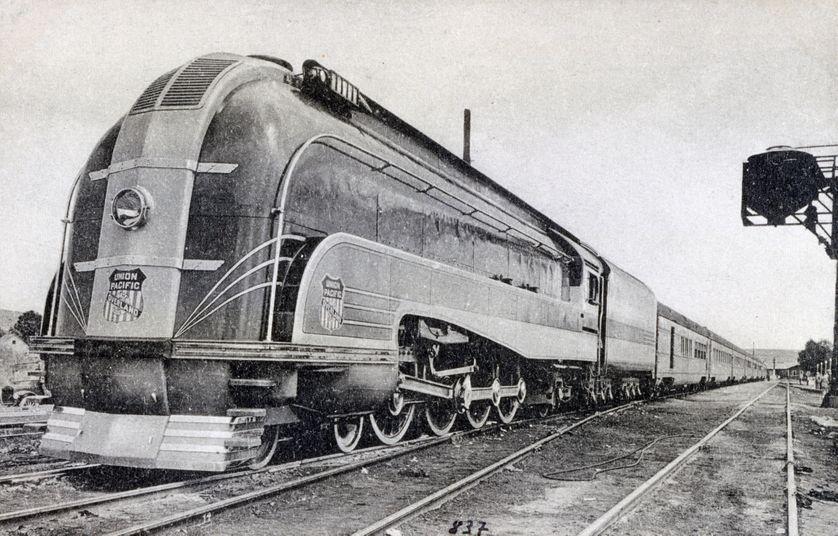 wagons pullman
