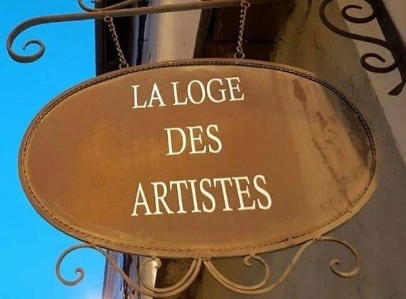 la loge des artistes