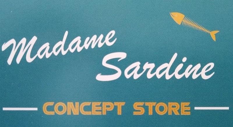 Boutique Madame Sardine concept store