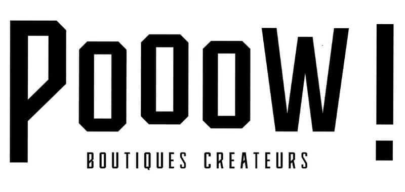 boutiques de créateurs PoooW