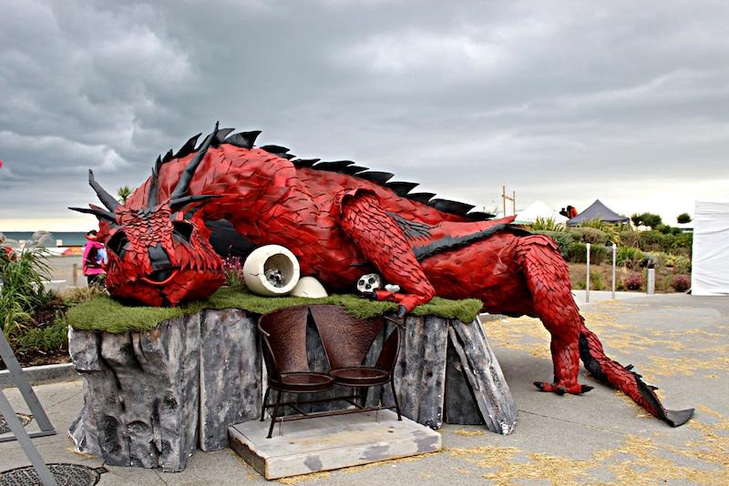 cidre et dragon 2019