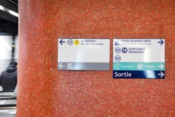 émaux de Briare RER Parisien