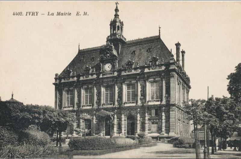 Mairie d'Ivry sur Seine