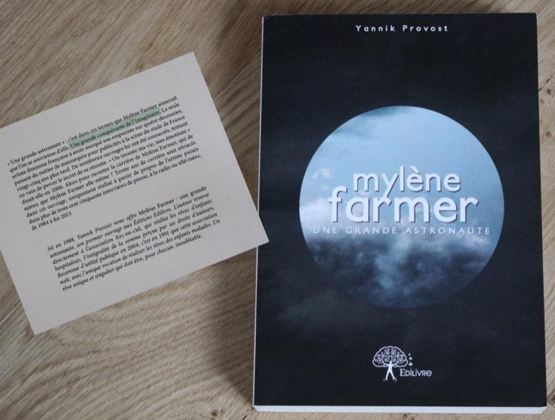 Mylene Farmer une grande astronaute