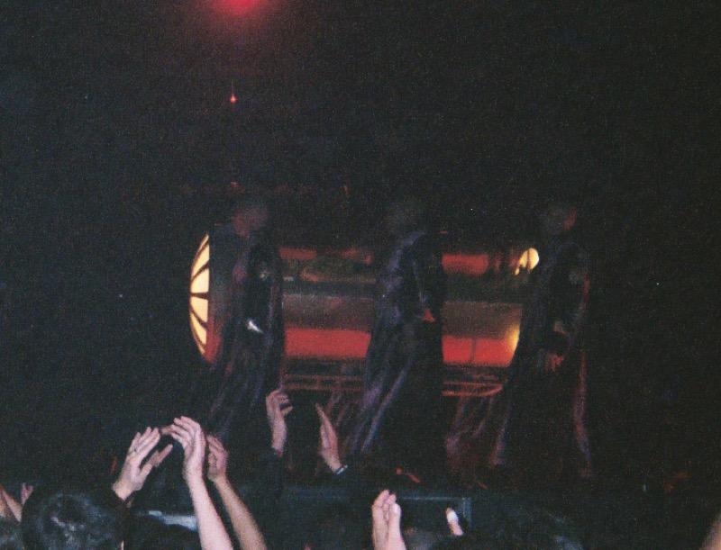 Mylène Farmer mes photos du concert Avant que l'ombre 2006