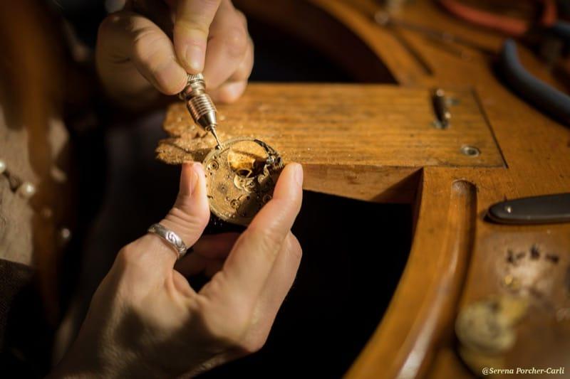 photo atelier la manufacture de lady s bijoux steampunk serena porcher carli