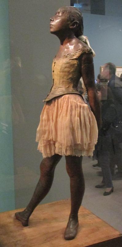 petite danseuse - Degas à l'Opéra