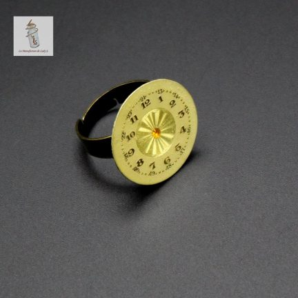 bague cadran de montre