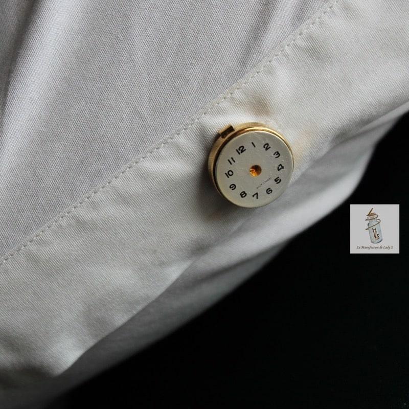 paire de caches boutons pour les Messieurs