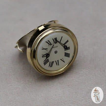 Gros cache bouton Steampunk la Manufacture de Lady S. bijoux steampunk