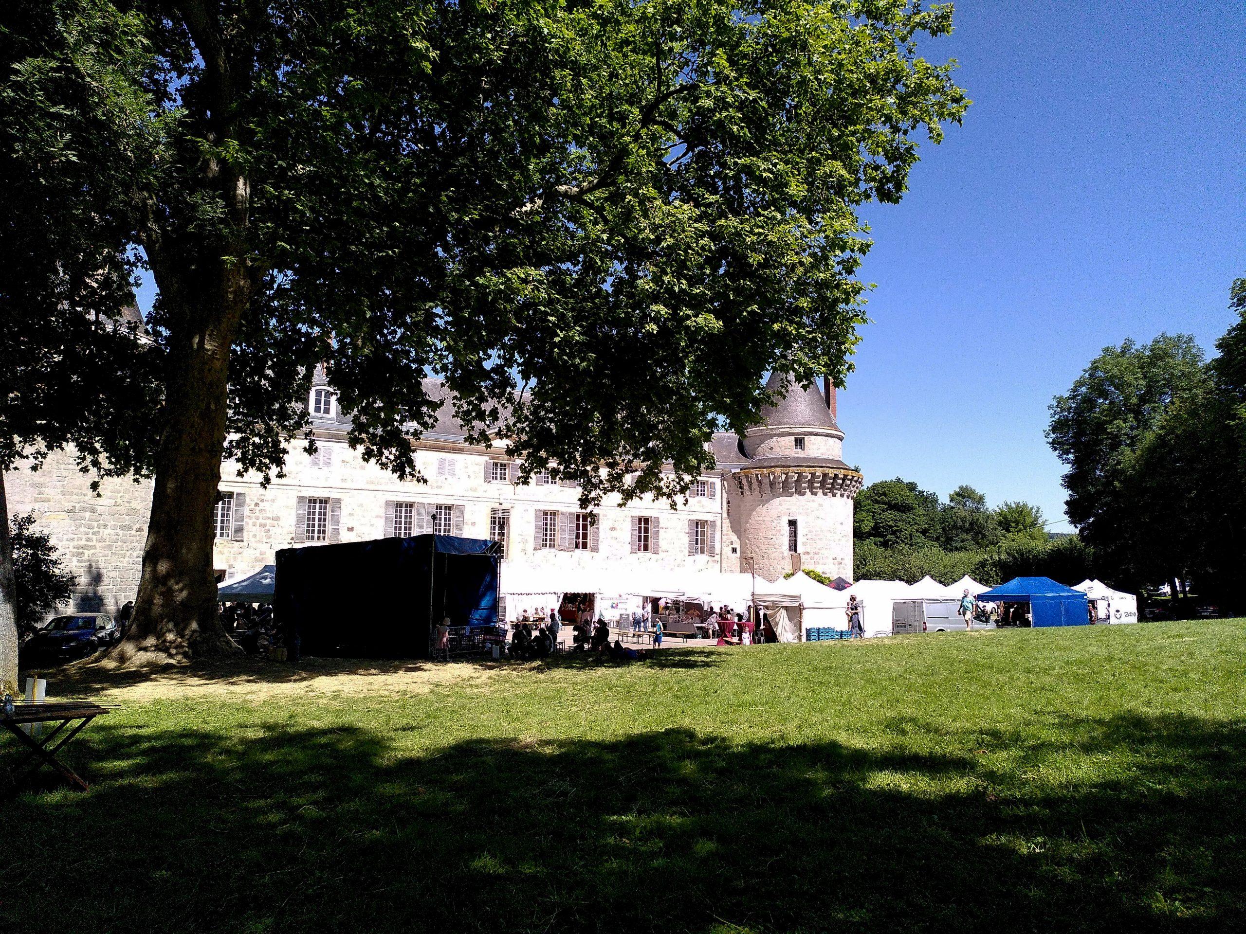 Festival le Dormantastique juillet 2021 la Manufacture de Lady S.