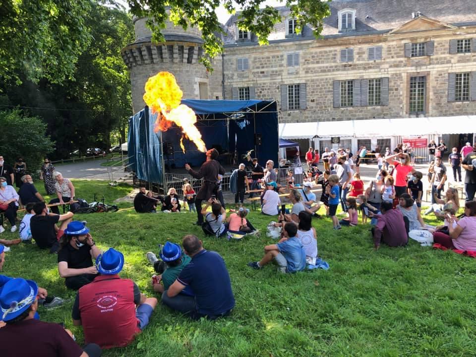 Festival le Dormantastique juillet 2021 photo des organisateurs