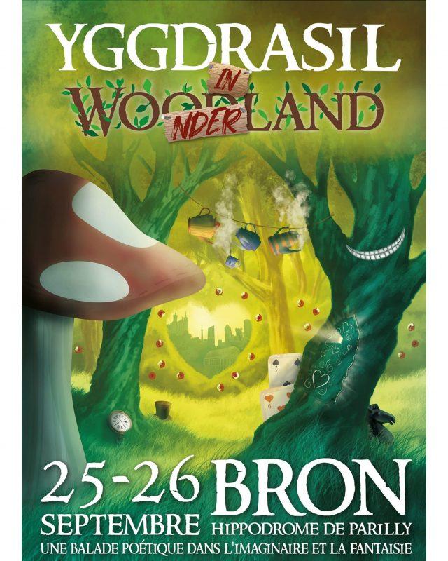 Yggdrasil in wonderland septembre 2021